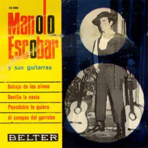 Escobar, Manolo - Belter52.000