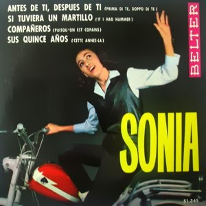 Sonia - Belter 51.345
