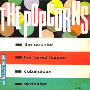Popcorns, The - Belter 51.363