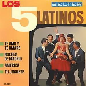 Cinco Latinos, Los - Belter51.400