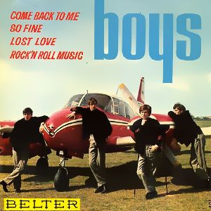 Boys, The - Belter 51.401