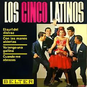 Cinco Latinos, Los - Belter51.407