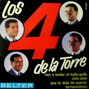 Cuatro De La Torre, Los - Belter51.422