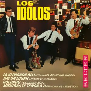 Ídolos, Los - Belter51.423