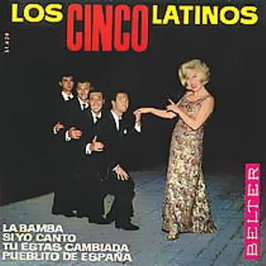 Cinco Latinos, Los - Belter51.429