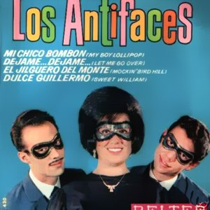 Antifaces, Los