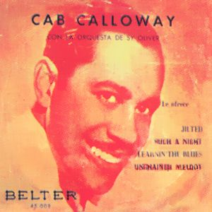Calloway, Cab - Belter 45.008