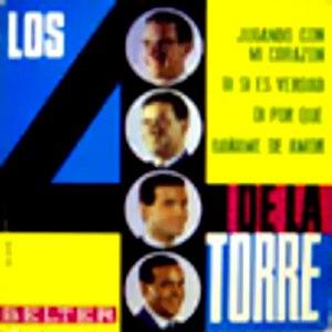 Cuatro De La Torre, Los - Belter51.470
