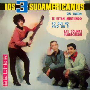 Tres Sudamericanos, Los - Belter51.502