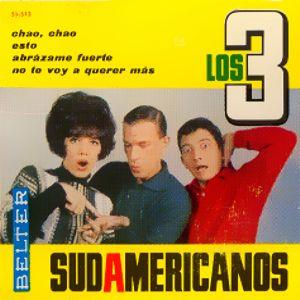 Tres Sudamericanos, Los - Belter51.513