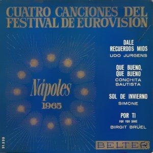 Varios - Pop Español 60' - Belter51.520