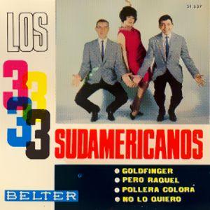 Tres Sudamericanos, Los - Belter51.537