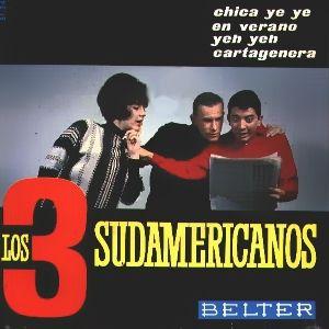 Tres Sudamericanos, Los - Belter51.541