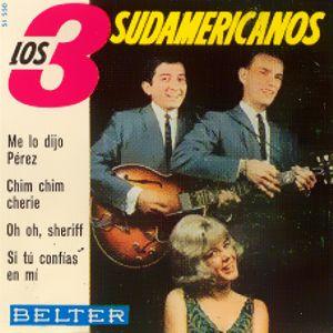Tres Sudamericanos, Los - Belter51.550