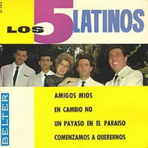 Cinco Latinos, Los - Belter51.562