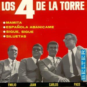 Cuatro De La Torre, Los - Belter51.566