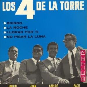 Cuatro De La Torre, Los - Belter51.570
