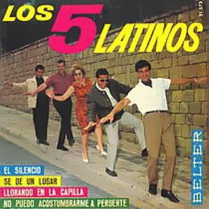 Cinco Latinos, Los - Belter51.573