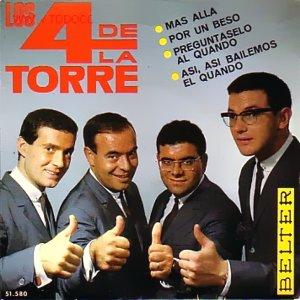 Cuatro De La Torre, Los - Belter51.580