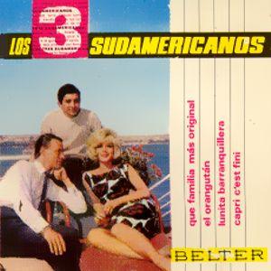 Tres Sudamericanos, Los - Belter51.611