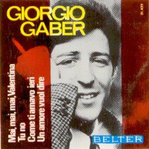 Gaber, Giorgio - Belter51.623