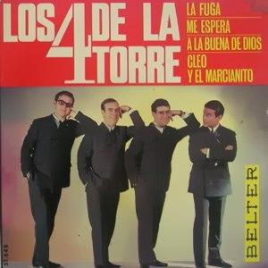 Cuatro De La Torre, Los - Belter51.648