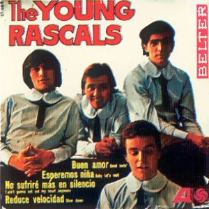 Young Rascals, The - Belter 51.668
