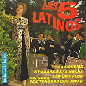 Cinco Latinos, Los - Belter51.679