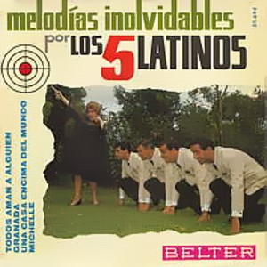 Cinco Latinos, Los - Belter51.694