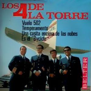 Cuatro De La Torre, Los - Belter51.695