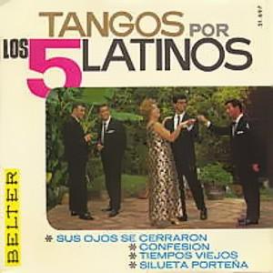 Cinco Latinos, Los - Belter51.697