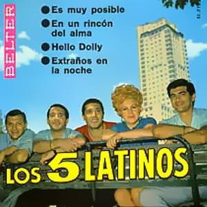 Cinco Latinos, Los - Belter51.712