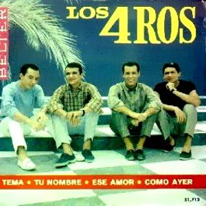 Cuatro Ros, Los - Belter51.713
