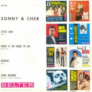 Sonny And Cher - Belter51.731