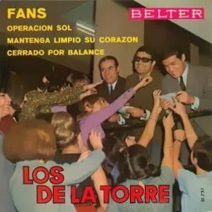 Cuatro De La Torre, Los - Belter51.737