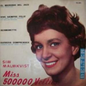 Malmkvist, Siw - Belter50.301