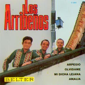 Arribeños, Los - Belter51.884