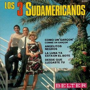 Tres Sudamericanos, Los - Belter51.919