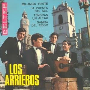 Arrieros, Los - Belter51.924