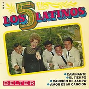 Cinco Latinos, Los - Belter51.935