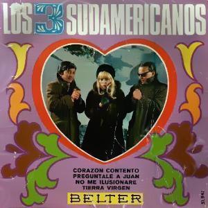 Tres Sudamericanos, Los - Belter51.945