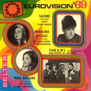 Varios - Pop Español 60' - Belter51.960