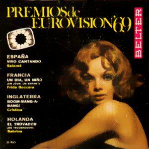 Varios - Pop Español 60' - Belter51.965