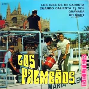 Palmeños, Los - Belter51.980