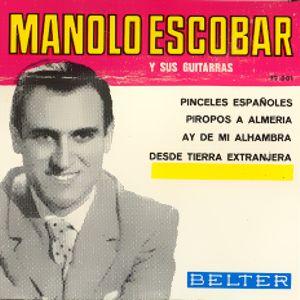 Escobar, Manolo - Belter52.001