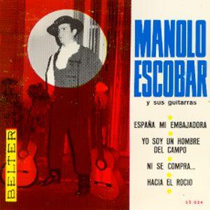 Escobar, Manolo - Belter52.024