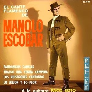 Escobar, Manolo - Belter52.028
