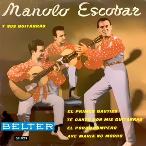 Escobar, Manolo - Belter52.029