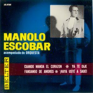 Escobar, Manolo - Belter52.030