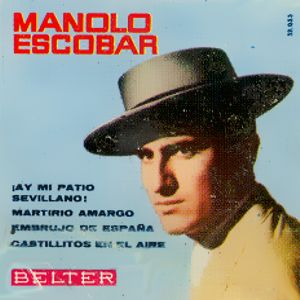 Escobar, Manolo - Belter52.053